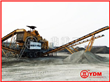 Mobile Primary Jaw Crusher Plant