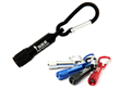 Mini Torch Carabiner Key Chain