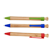 Eco friendly bamboo ball pen