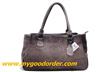 Chanel Handbag 48255 Light Coffee