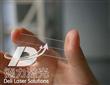 Micro grooves in glass/ceramics/quartz/sapphire