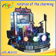 Newest simulator amusement music machine
