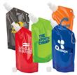 BPA-Free PE plastic waterbottle