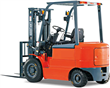 1-2.5T AC Electric Counterbalaned Forklift Trucks