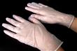 Powder PVC Gloves Vinyl Gloves