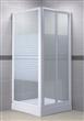 Bifold shower doors