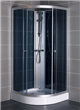 all Glass shower cabin