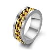 Elegant Titanium steel Rings