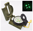 Military Style Lensatic Lens Compass