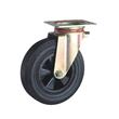 6inch rubber wheel for waste bin