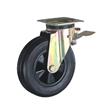 8inch rubber wheels for waste bin