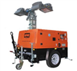 4000W Hydraulic Lighting Tower