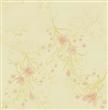fresh and elegant fashion flower wall covering
