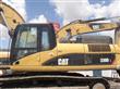 used excavator from Caterpillar