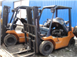 used forklift from Toyota