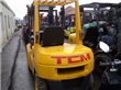 used forklift from TCM