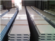PU/EPS Sandwich Panel wall or roofing sheet