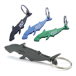 Aluminum metal big shark shape bottle opener