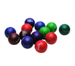 colorful golf ball set