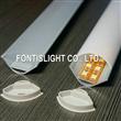 Big size led mounting profiles for corner lighitng/FL-ALP016