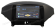 car audio speaker for Chevrolet Orlando with touch screen ,Gps ,RDS