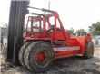 Used Kalmar container forklift