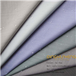 Polyester and nylon interweave stripe fabric for jacket