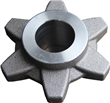 Double Pitch Sprockets