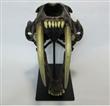 Resin artificial fossil,dinosaur head fossil