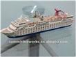 3D Resin ship model