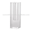 2012 New design Simple modern transparent acrylic vase