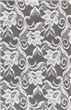 Embroidery spandex lace fabric