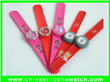Silicone Wrap Watch