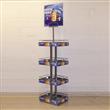 Floor Standing Metal Beverage Display