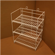 3 Shelves Wire Counter Display