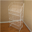 Commercial Wire Shelving Floor Display