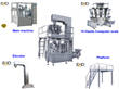 Automatic Nuts Rotary Preformed Bag Packing Machine