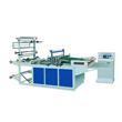 Heat Sealing Cutting Plastic Bag Making Machine