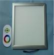 18W 300*300*11mm Remote controll RGB LED panel light