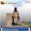 Tyrannosaurus Rex Theme Park Ride