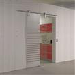 stainless steel glass sliding door fittings