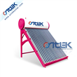 Color coated non pressure solar water heater