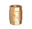 Brass vertical non return valve