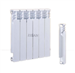 Bimetallic room radiator
