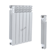 Bathroom bimetallic radiator