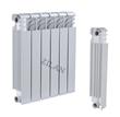 Extrution Aluminum bathroom radiator