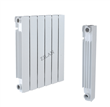 Bathroom Die-casting Aluminum radiator