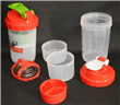 16oz  SpiderBottle 2Go clear cup