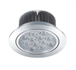 Hot Sales 12*1W Indoor Use LED Ceiling Down Light