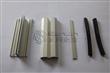 Al profiles for polycarbonate sheets